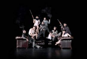 L'Orgie de la Tolérance - Jan Fabre - Théâtre de la Ville