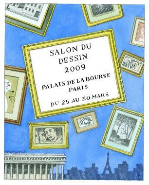 affiche_2009_salon_du_dessin