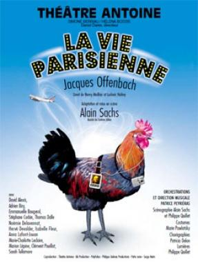 La Vie parisienne - Theatre Antoine