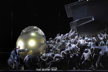 L'Or du Rhin à l' Opéra Bastille