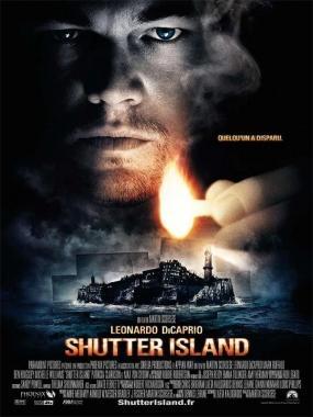 Shutter Island avec Di Caprio