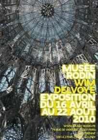 Wim Delvoye - musée Rodin