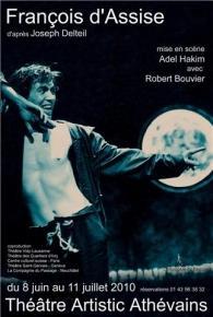 François d'Assise - Theatre Artistic Athevains