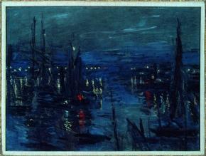 hdLe_port_du_Havre_effet_de_nuit