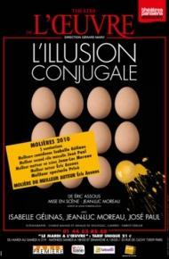 lillusion_conjugalethtre_de_loeuvreisabelle_glinasjos_pauljean-luc_moreau