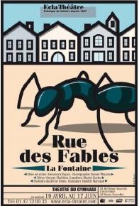 Rue des Fables - Theatre du Gymnase
