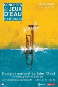Concerts et Jeux d'eau 2011 - Domaine national de Saint-Cloud