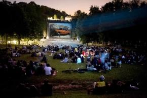 Films sous les étoiles 2011 - Domaine national de Saint Cloud