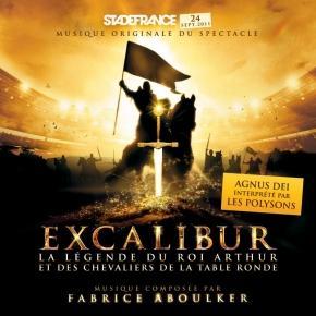 Fabrice aboulker excalibur la l gende du roi arthur et des chevaliers de la table ronde - Chanson les chevaliers de la table ronde ...