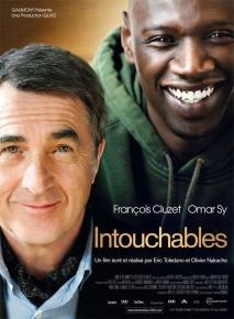 Intouchables avec François Cluzet et Omar Sy