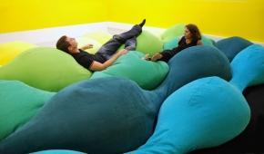 Atelier Jeunes Publics Pillow par les M - Centre Pompidou-Metz