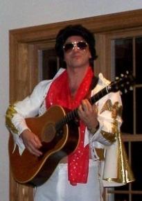 Elvis Alive Again - Dorothy's Gallery