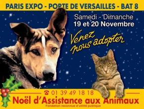 Noel des Animaux 2011 - Porte de Versailles
