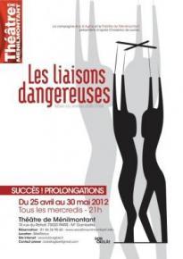 Liaisons dangereuses - Theatre de Menilmontant