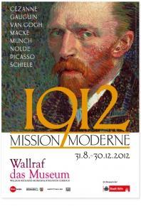 1912 – Mission moderne - Wallraf-Richartz-Museum de Cologne