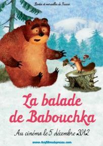 La Balade de Babouchka - film d'animation