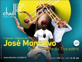 Don Quichotte du Trocadéro - José Montalvo - Théâtre national de Chaillot