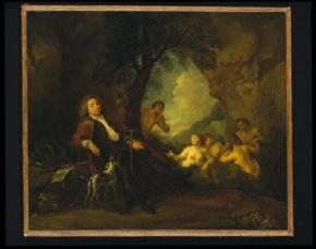 Antoine Watteau - La Leçon de Musique - Bozar - 2