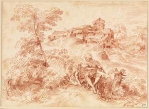 Antoine Watteau - La Leçon de Musique - Bozar - 2b