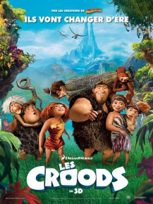 Les Croods - film d'animation