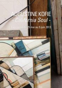 Augustine Kofie - California Soul - galerie Openspace