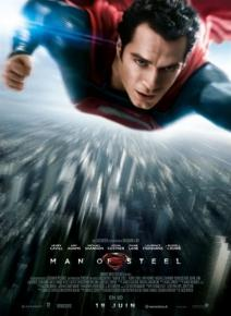 Man of Steel - film d'action de Zack Snyder