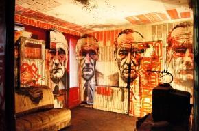 La Tour du 13eme a Paris_102 artistes du Street Art et Graffiti