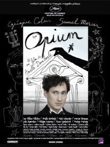 Opium film de Arielle Dombasle