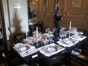 Table d'exception des Entreprises du Patrimoine Vivant - Le Meurice