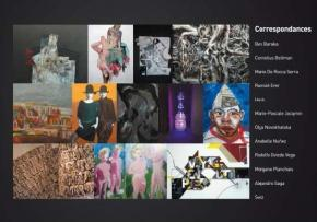 Correspondances---exposition-dartistes-contemporains---Musee-de-la-Poste