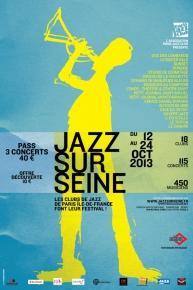 Jazz sur Seine - Les clubs de jazz de Paris Ile-de-France font leur festival !