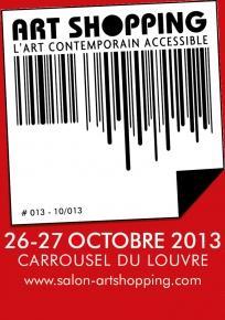 Salon-art-shopping-2013-Carrousel du louvre
