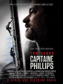 Capitaine Phillips - drame de Paul Greengrass