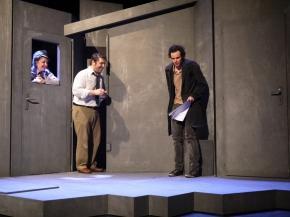 Crime et châtiment au Théâtre de L'Atalante