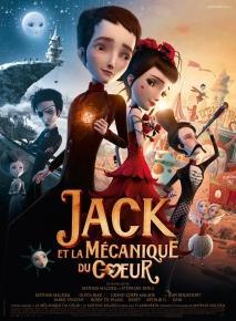 Jack et la mécanique du cœur - film d'animation