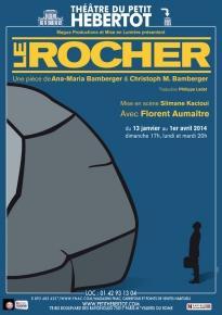Le Rocher - Théâtre du Petit Hébertot