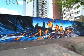 OFFICIELLE Street Art et Graffiti - Les Docks Cite de la Mode et du Design