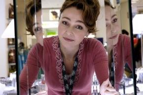 Catherine Frot portrait