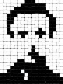 portrait Invader