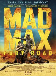 Mad Max - Fury Road - film daction de George Miller