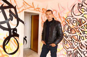 Mehdi Ben Cheikh - galerie Itinerrance - interview
