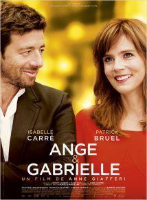 Ange et Gabrielle - romance de Anne Giafferi