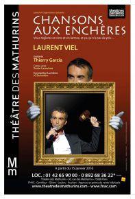 Chansons aux encheres - au Theatre des Mathurins