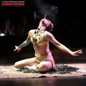 Cabaret Electrique - Hervé photograff - Lalla Morte