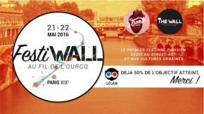 Festiwall 2016 - Au fil de lOurq - Le projet