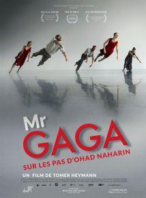 Mr Gaga sur les pas dOhad Naharin - documentaire de Tomer Heymann