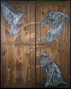 MONKEY BIRD Sans titre Série Singerie Oisive 2014  Lignel Photographe Baptiste