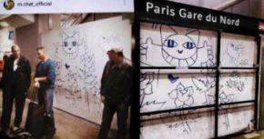 Monsieur Chat en prison