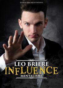 Influence - Léo Brière - Théâtre de la Contrescarpe