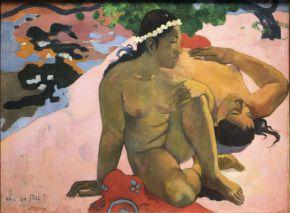 VUITTON P Gauguin Aha o feii Eh quoi tu es jalouse 1892Fondation Louis Vuitton-Martin Argyroglo
